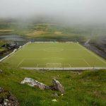 Най-чудатите места за футбол