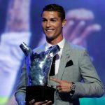 Роналдо №1 в Шампионската лига за миналия сезон