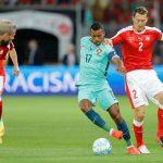 Португалия и Франция се класираха директно, Швеция, Швейцария и Гърция ще играят баражи