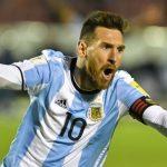 Аржентина ще играе контроли с Испания и Италия