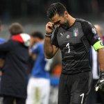 Буфон каза сбогом на Италия