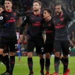 Арсенал с измъчена победа над Палас
