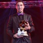 Ивелин Попов е Футболист №1 на България за трети пореден път