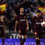 """Барселона изгуби битката, но не и войната срещу Еспаньол, Севиля обърна Атлетико на """"Уанда"""", Валенсия с крехък аванс срещу Алавес"""