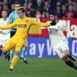 Севиля довърши Атлетико и се класира за полуфиналите на Купата на Краля