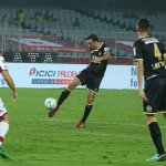 Бербатов с първи гол в Индия, Керала пак не можа да бие