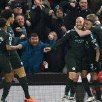 Манчестър Сити само на две победи от титлата