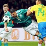 Бразилия би минимално Германия, Италия измъкна равенство срещу Англия