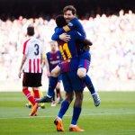 Барса продължава уверено похода към титлата, грандиозно шоу на Роналдо в мач с 9 гола