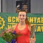 Петя Аршинкова спечели Държавното по тенис