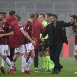 """Полетът на Милан продължи и срещу Лацио, """"росонерите"""" на финал срещу Ювентус"""